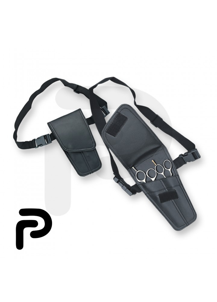 Professional Barber & Salon Leather Holster