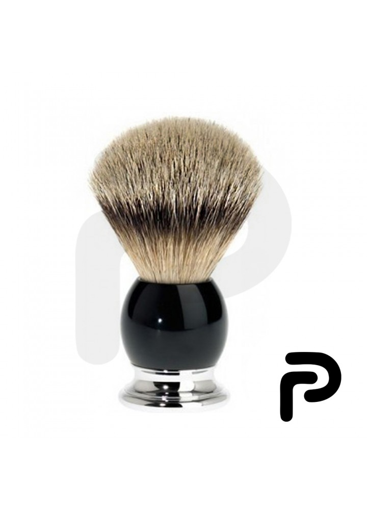 Badger Hair Shaving Brush Black