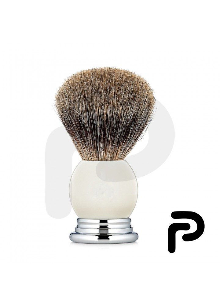 Pure Badger Hair Shaving Brush Black