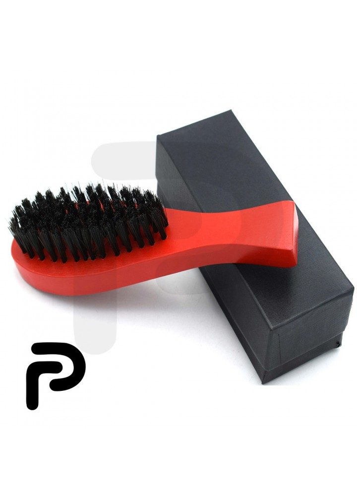 Beard brush for men with different colors